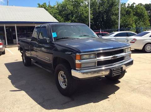 1996 Chevrolet C/K 2500 Series for sale in Houston, TX