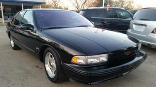 1996 Chevrolet Impala for sale in Houston, TX