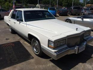 1990 Cadillac Brougham for sale in Houston, TX