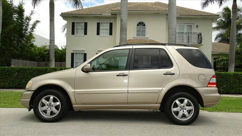 2002 mercedes benz m class for sale for Mercedes benz suv 2002