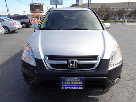2004 Honda CR-V for sale in San Antonio, TX