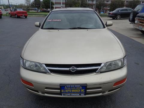 1997 Nissan Maxima for sale in San Antonio, TX