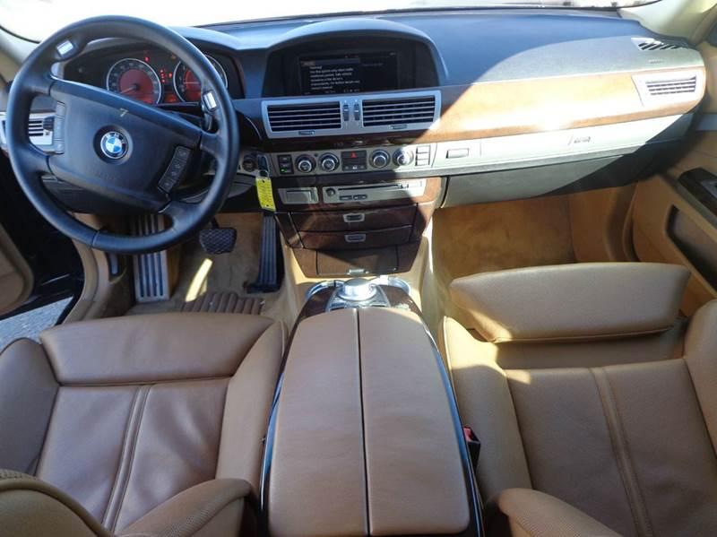 2006 BMW 7 Series
