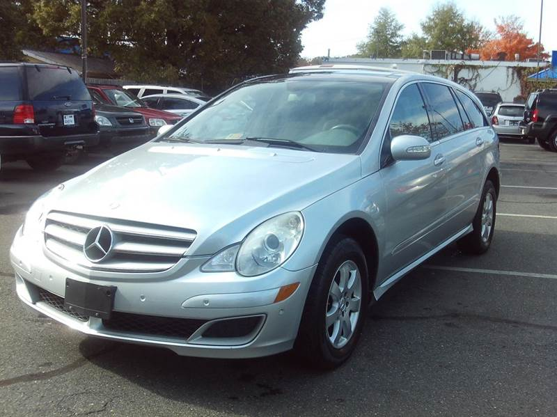 2007 mercedes benz r class r350 awd 4matic 4dr wagon in for 2007 mercedes benz r class r350