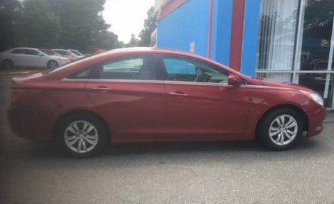 2011 Hyundai Sonata for sale in Fredericksburg, VA
