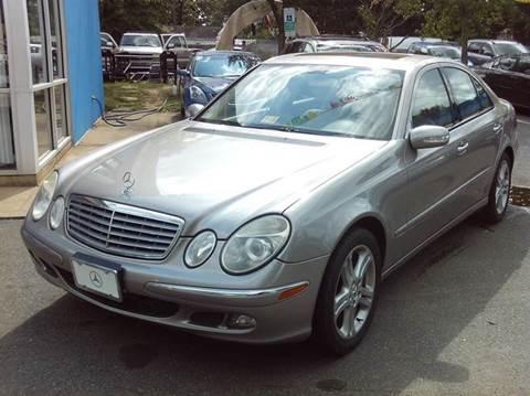 Mercedes benz e class for sale fredericksburg va for Mercedes benz fredericksburg va