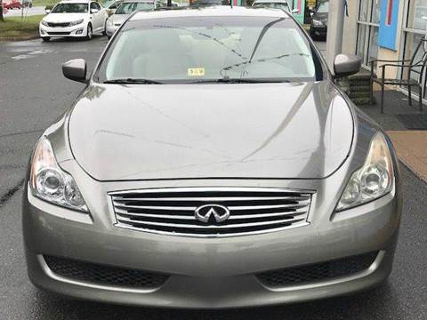 2008 Infiniti G37 for sale in Fredericksburg, VA