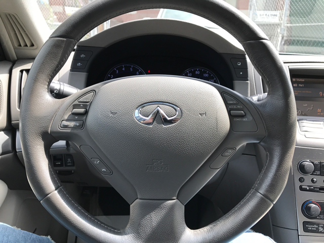2010 Infiniti G37 Sedan x AWD 4dr Sedan - Lawrence MA