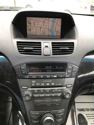 2008 Acura MDX SH AWD w/Tech 4dr SUV w/Technology Package - Lawrence MA