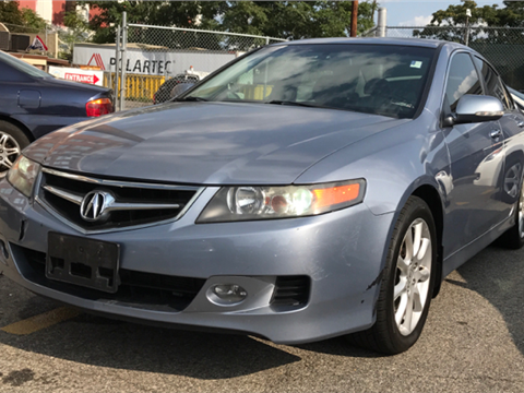 2007 Acura TSX for sale in Lawrence, MA