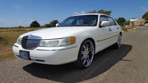 2001 Lincoln Town Car for sale in Frederiksted, VI