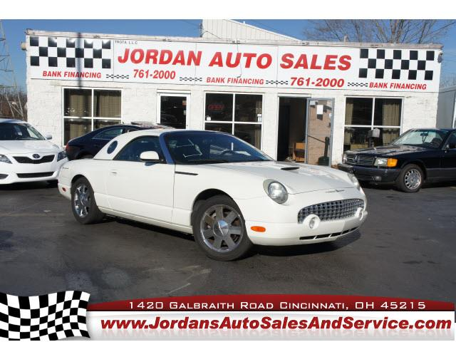Used 2002 ford thunderbird for sale for Rev motors portland or