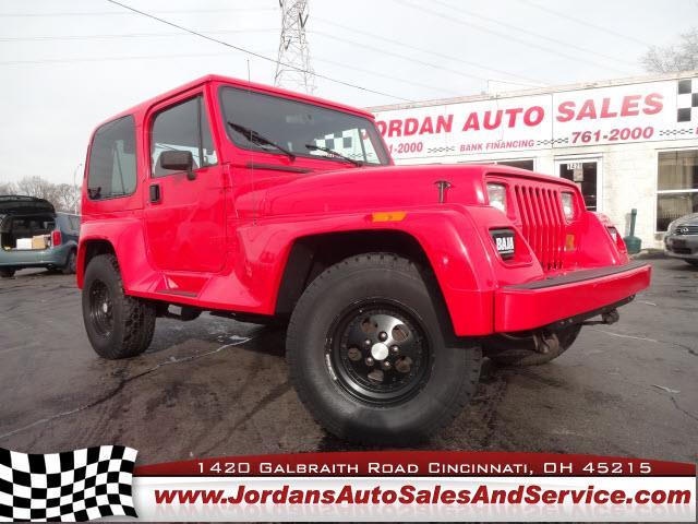 1993 Jeep Wrangler for sale in Cincinnati OH