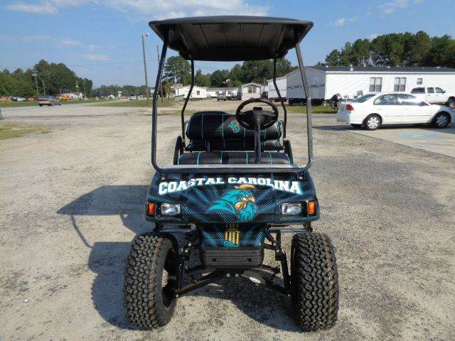 2016 C/U Coastal Carolina University Cart  - Effingham SC