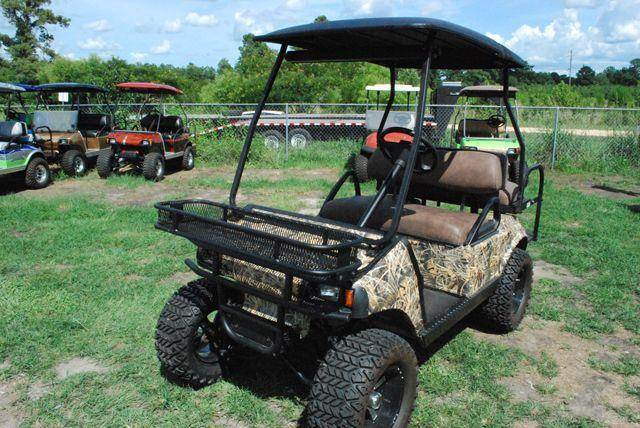 2015 Club Camoflauge With Rack  - Effingham SC