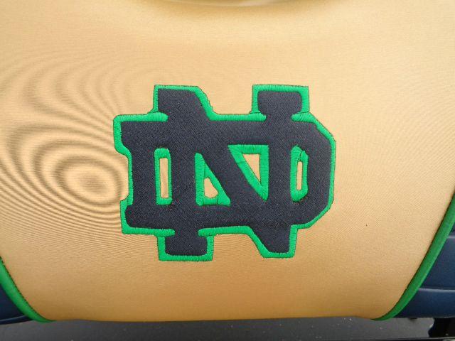 2015 Colleges/Universities Notre Dame (lowered)  - Effingham SC