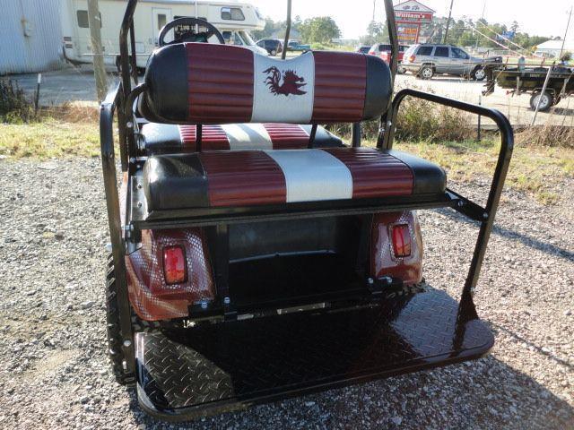 2015 USC Gamecocks Cart  - Effingham SC