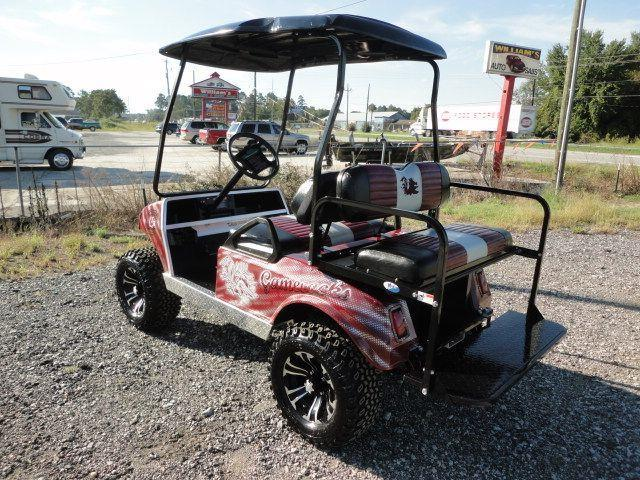 2015 USC Gamecocks Cart  - Effingham SC