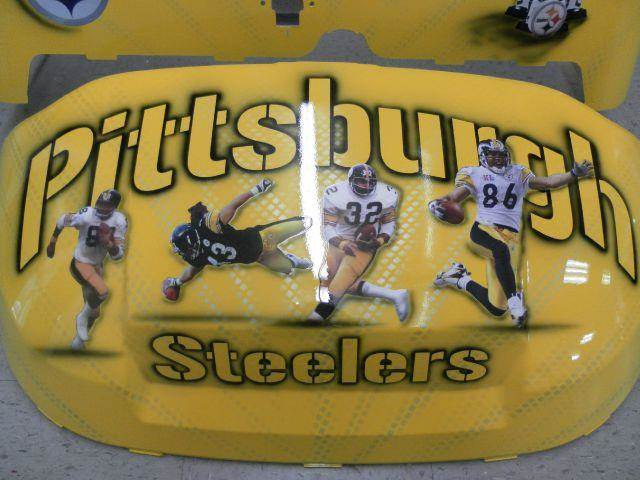 2015 NFL Pittsburgh Steelers  - Effingham SC
