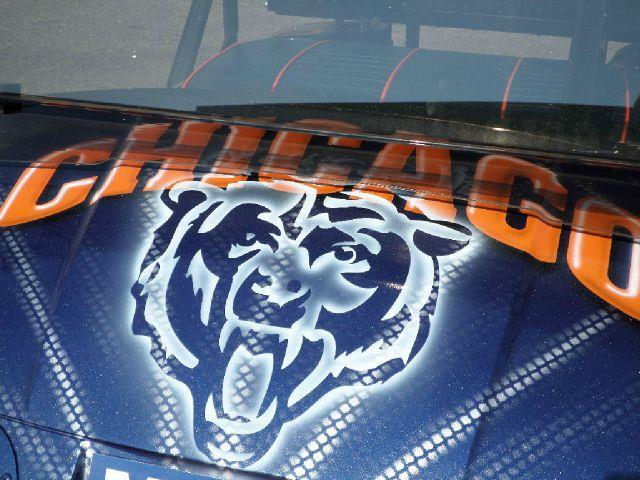2015 NFL Chicago Bears  - Effingham SC