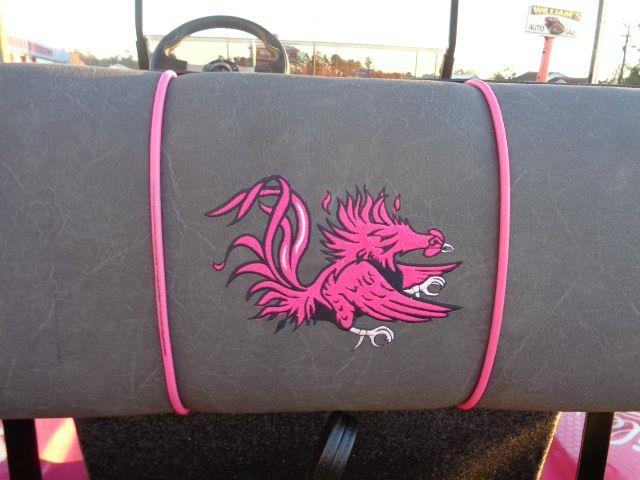 2015 USC Gamecocks Pink   - Effingham SC