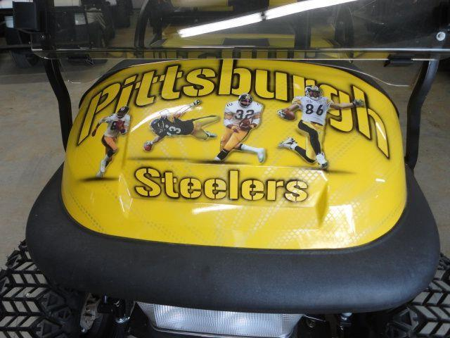 2015 NFL Pittsburgh Steelers Yellow  - Effingham SC