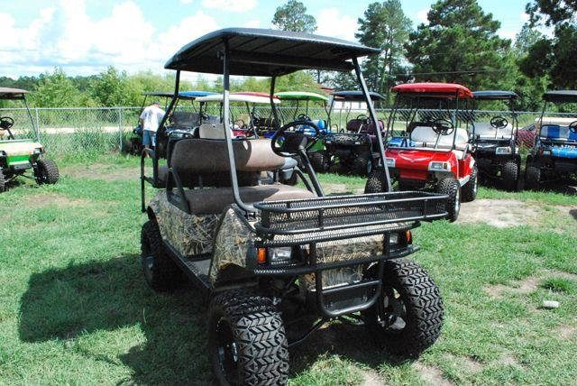 2012 Club Camoflauge Cart With Rack  - Effingham SC