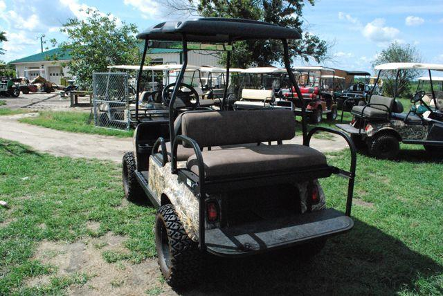 2012 Club Car Camoflauge Cart With Rack  - Effingham SC