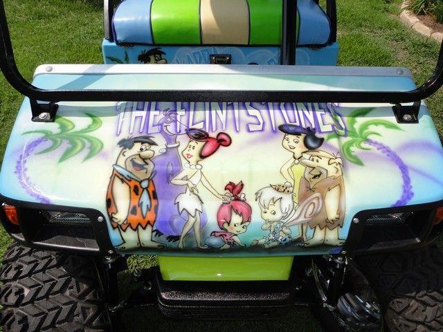 2015 Character Flintstones  - Effingham SC