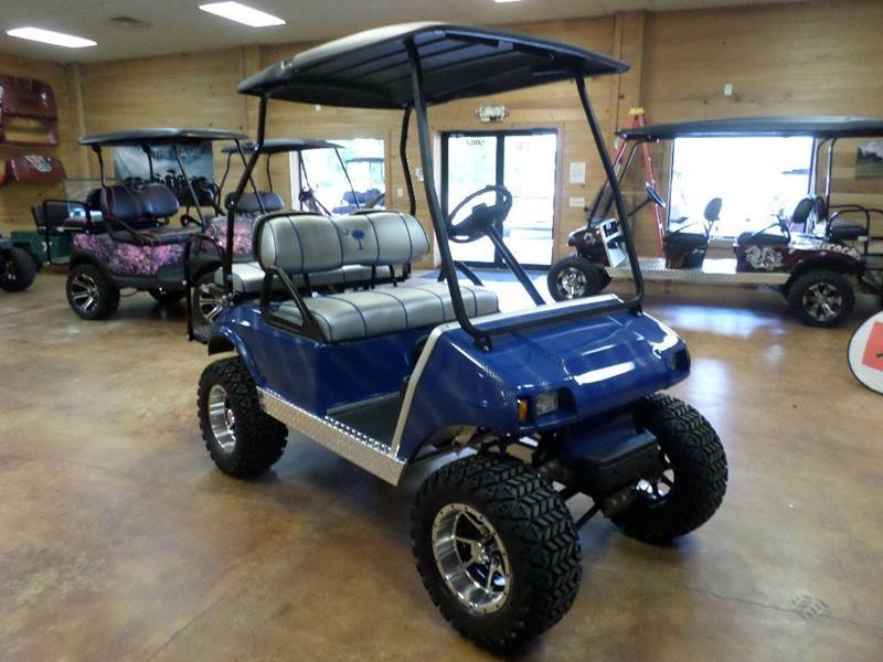 Unusual Golf Carts 2012 Club Car Phantom 48v Comfortable