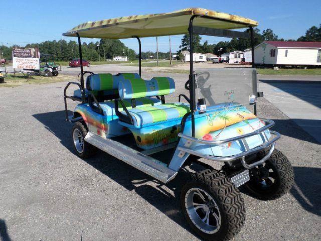 evans custom golf carts used golf carts for sale florence sc dealer. Black Bedroom Furniture Sets. Home Design Ideas
