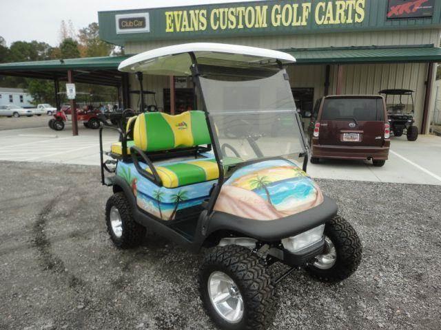 Margaritaville Golf Carts For Sale Florence Evans Custom ...  |Margaritaville Golf Cart Craigslist