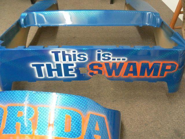 2015 Colleges/Universities Florida Gators  - Effingham SC