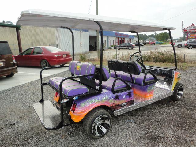 Margaritaville 6 seater, limo | Custom golf carts, Golf ...  |Margaritaville Golf Cart Craigslist