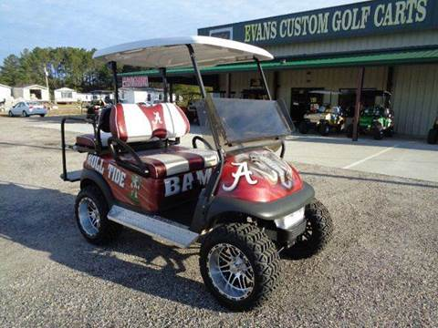 2015 Alabama Cart