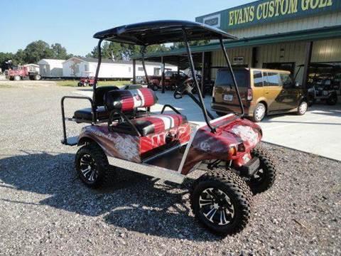 2015 USC Gamecocks Cart