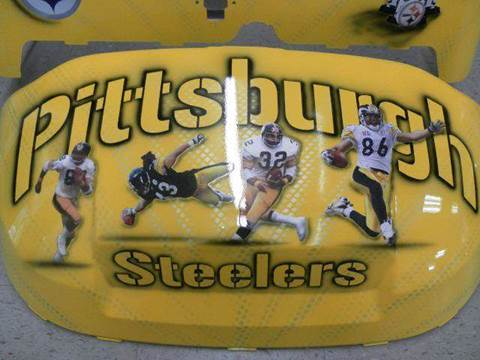 2015 NFL Pittsburgh Steelers