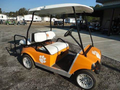 2015 Clemson Tiger Paw Low Rider