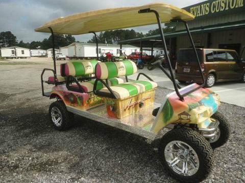 2015 Margaritaville Custom In Florence SC - Evans Custom ...  |Margaritaville Golf Cart Craigslist