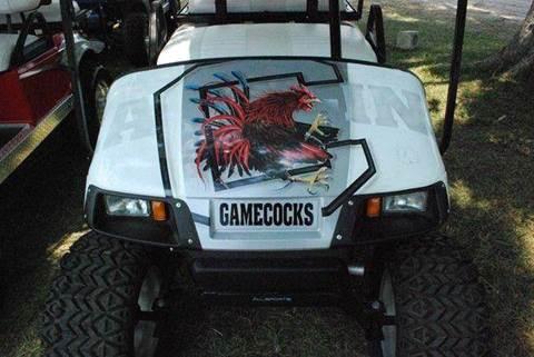 2015 USC Gamecocks White