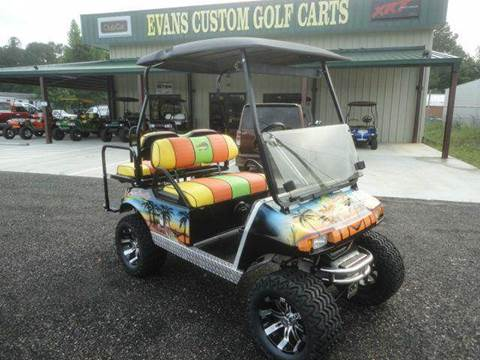 2015 Margaritaville Custom Club In Effingham SC - Evans ...  |Margaritaville Golf Cart Craigslist