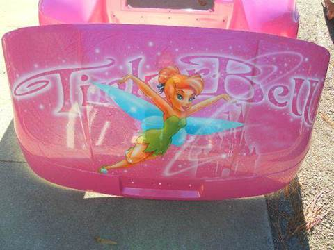 2015 Character Tinker Bell