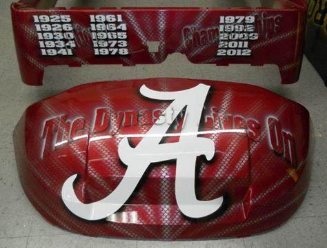 2015 Alabama Crimson Tide