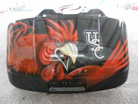 2015 USC Gamecocks Mascot II
