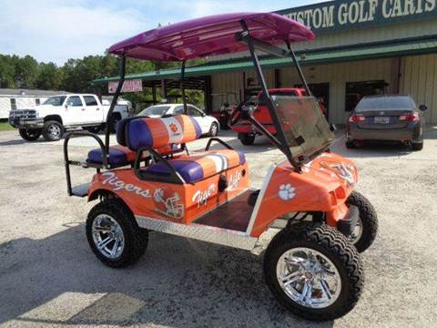 2015 Clemson Tiger (Tiger Graphic)