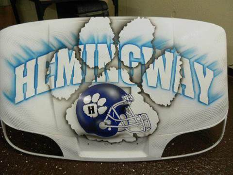 2015 Misc. Hemingway Tigers