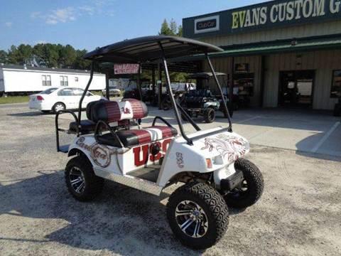 2016 USC Gamecock  Cart