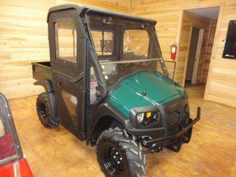 2012 XRT 950 4WD Covered Dump