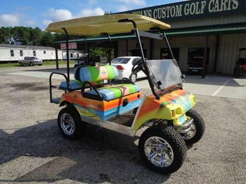 2015 Leisure Custom Beach Cart (example)