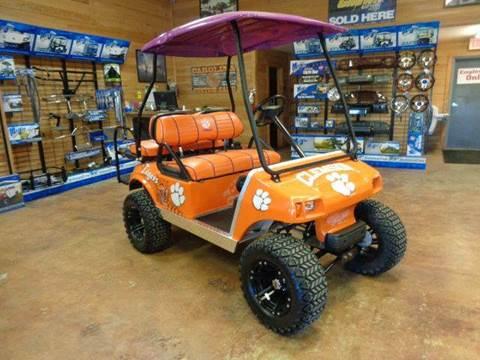 2015 Clemson Cart III